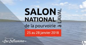 Salon National de la Pourvoirie de Laval