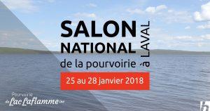 Salon National de la Pourvoirie de Laval