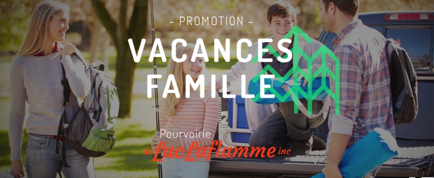 Promotion Forfait Famille