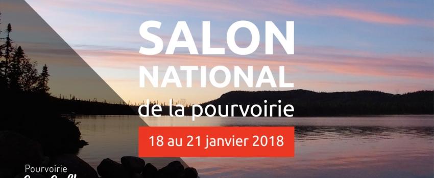 Salon National de la Pourvoirie de Québec